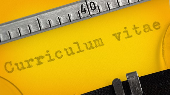 Curriculum Vitae Abstract